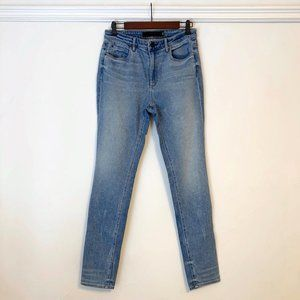 ALEXANDER WANG High-rise Slim Fit Jeans